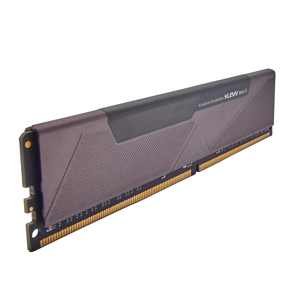 KLEVV科賦 BOLTX DDR4 3600 16G(2*8G) 桌上型記憶體