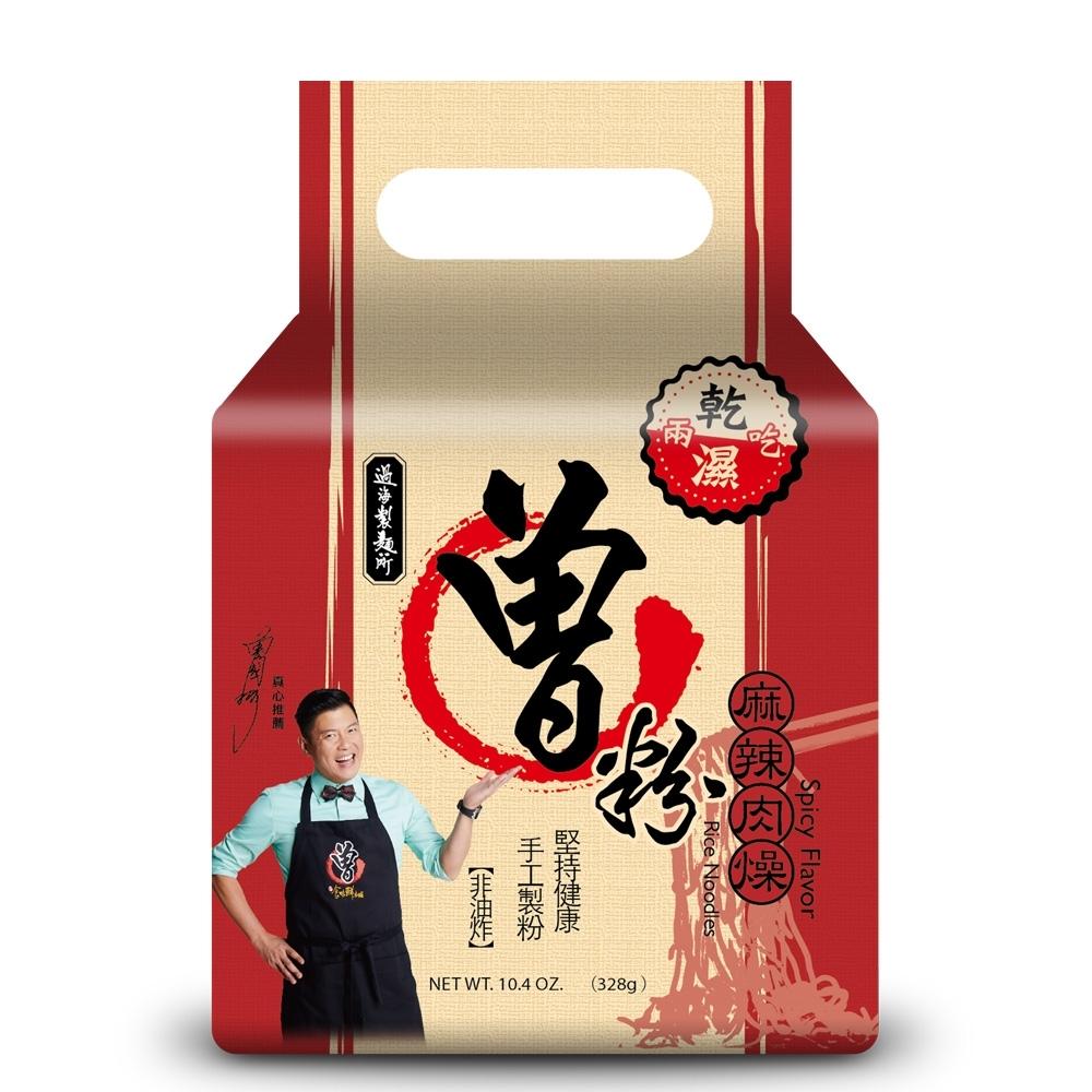 (即期品) 【PaMi 曾 粉】-麻辣肉燥(4包/袋)(效期:2021/05/22)