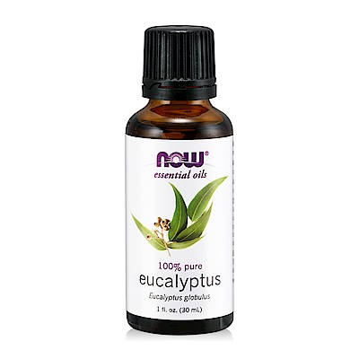 NOW Eucalyptus Globulus Oil 藍膠尤加利精油(30 ml)