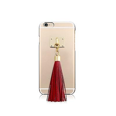 DDPOP iPhone 6/6S Plus 韓流明星手機殼 彩漾流蘇款