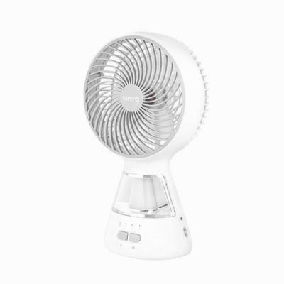 KINYO 8吋充電式照明風扇CF-900 送4.8吋運動臂套