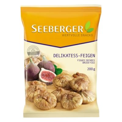 SEEBERGER 喜德堡原生堅果系列3入組(天然無花果乾+天然杏桃乾+天然去籽椰棗乾)