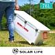 日本伸和 SHINWA Holiday World LC釣魚露營多功能保冷冰桶76L(白) product thumbnail 1