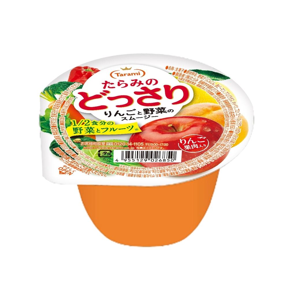 Tarami達樂美 果凍杯-蔬菜(230g)