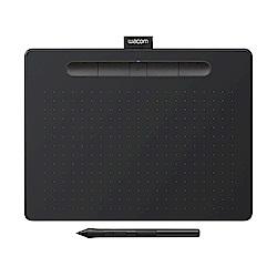 福利品-Wacom Intuos Comfort Plus Medium繪圖板(藍芽)