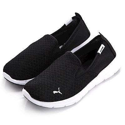 PUMA Slip On 男女休閒鞋 36527301 黑