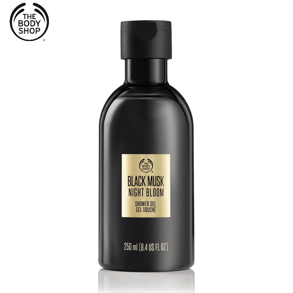 The Body Shop 依蘭黑麝香沐浴膠250ML