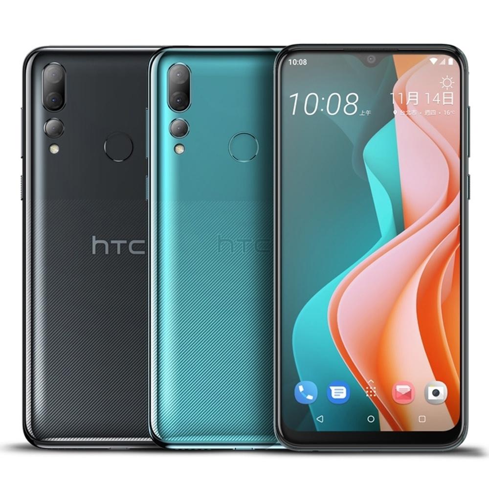 HTC Desire19s (3GB/32GB) 6.2吋八核三鏡頭智慧機