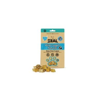ZEAL真致天然風乾零食-紐西蘭鱈魚塊125g (ZE-AD-0165)