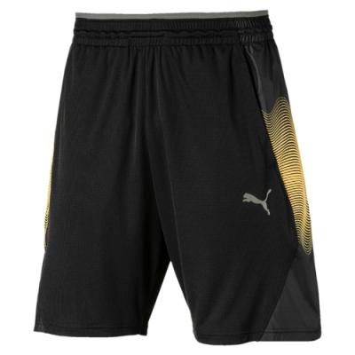 PUMA-男性訓練系列Collective短褲-黑色-歐規