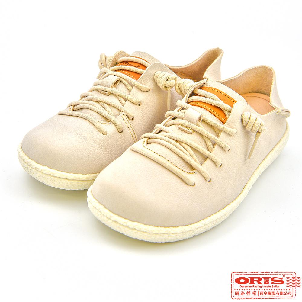 ORIS 女款 真皮兩穿圓頭休閒鞋 S8605C09