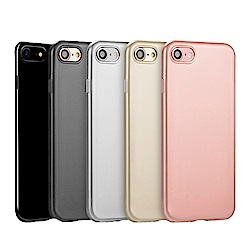 hoco Apple iPhone 7/8 輕系列晶彩 TPU 軟套