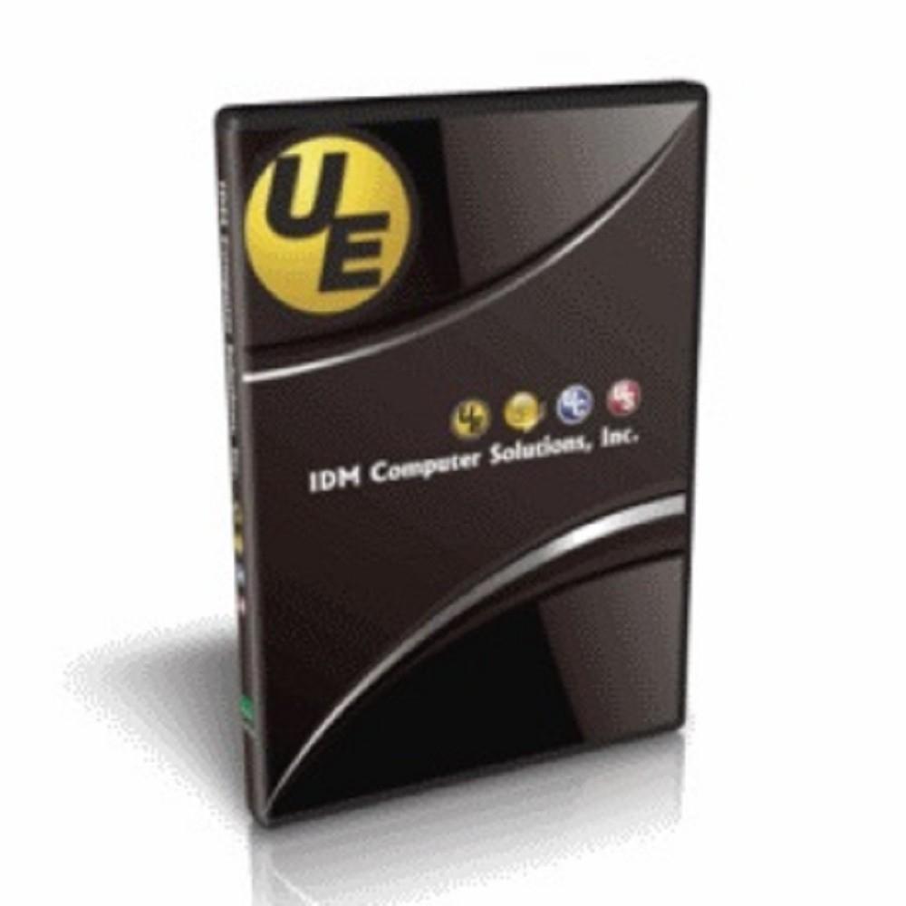 UltraEdit (程式編輯器) 單機/永久版 中文版(盒裝)