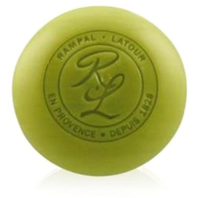 南法香頌歐巴拉朵 甜杏仁油香皂-綠茶6顆(150g/顆)