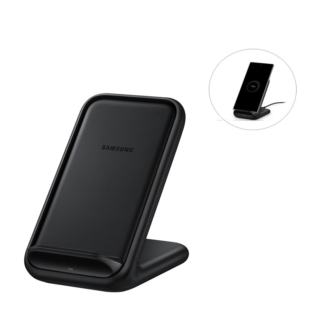 SAMSUNG 原廠15W無線閃充充電座EP-N5200 (黑)