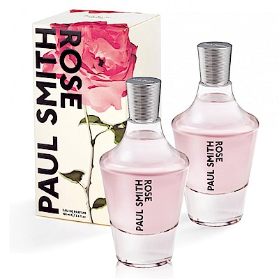 Paul Smith Rose玫瑰女性淡香精30ml×2