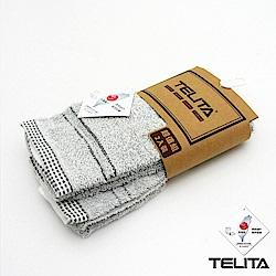 TELITA 竹炭紗易擰乾毛巾(2入組)