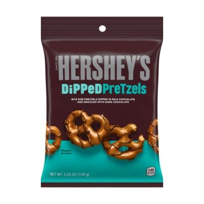 好時 Hersheys 巧克力蝴蝶卷餅(120g)