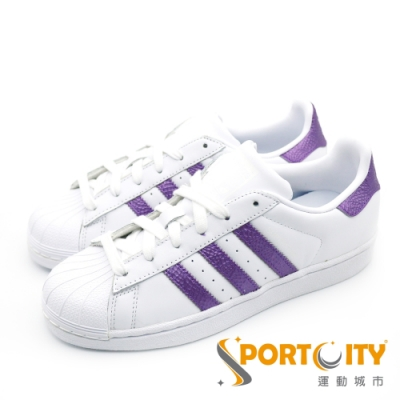 ADIDAS SUPERSTAR 女休閒鞋 EE9152