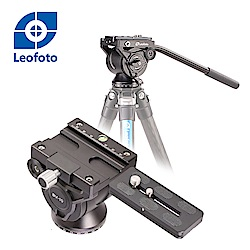 Leofoto徠圖-BV-10專業油壓雲台