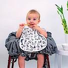 美國 Bebe Au Lait 經典棉紗布加大寬版圍兜兜 (多種款式)