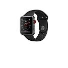 《福利品》Apple Watch Series 3 太空灰色 鋁金屬錶殼-42mm