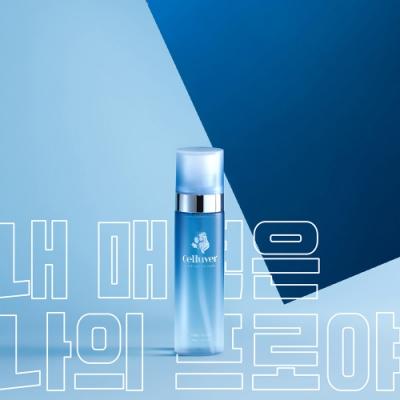 韓國Celluver香縷 女神降臨黃寅燁代言 韓國雪紡香水 80ml-鬱蒼藍調