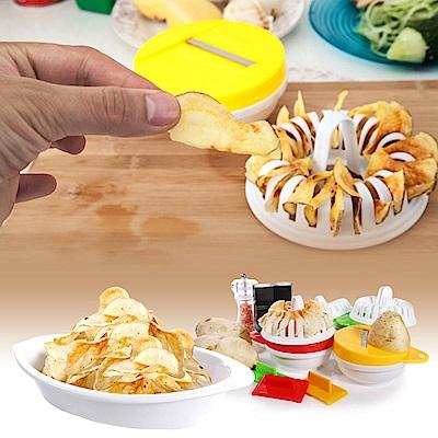 [Incare]食在方便-DIY微波薯片套組(顏色隨機)
