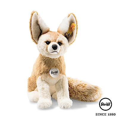 STEIFF 狐狸 Foxy Fox(動物王國)
