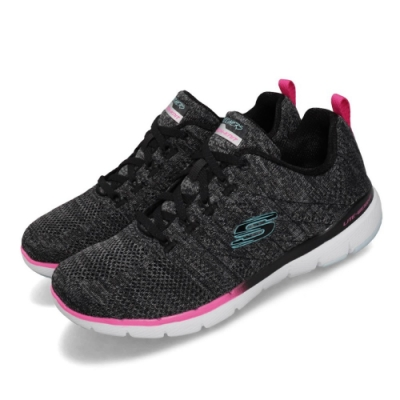 Skechers訓練鞋Flex Appeal 3.0寬楦 女鞋