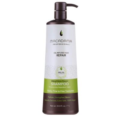 Macadamia Professional 瑪卡奇蹟油 輕柔髮浴 1000ml(新)