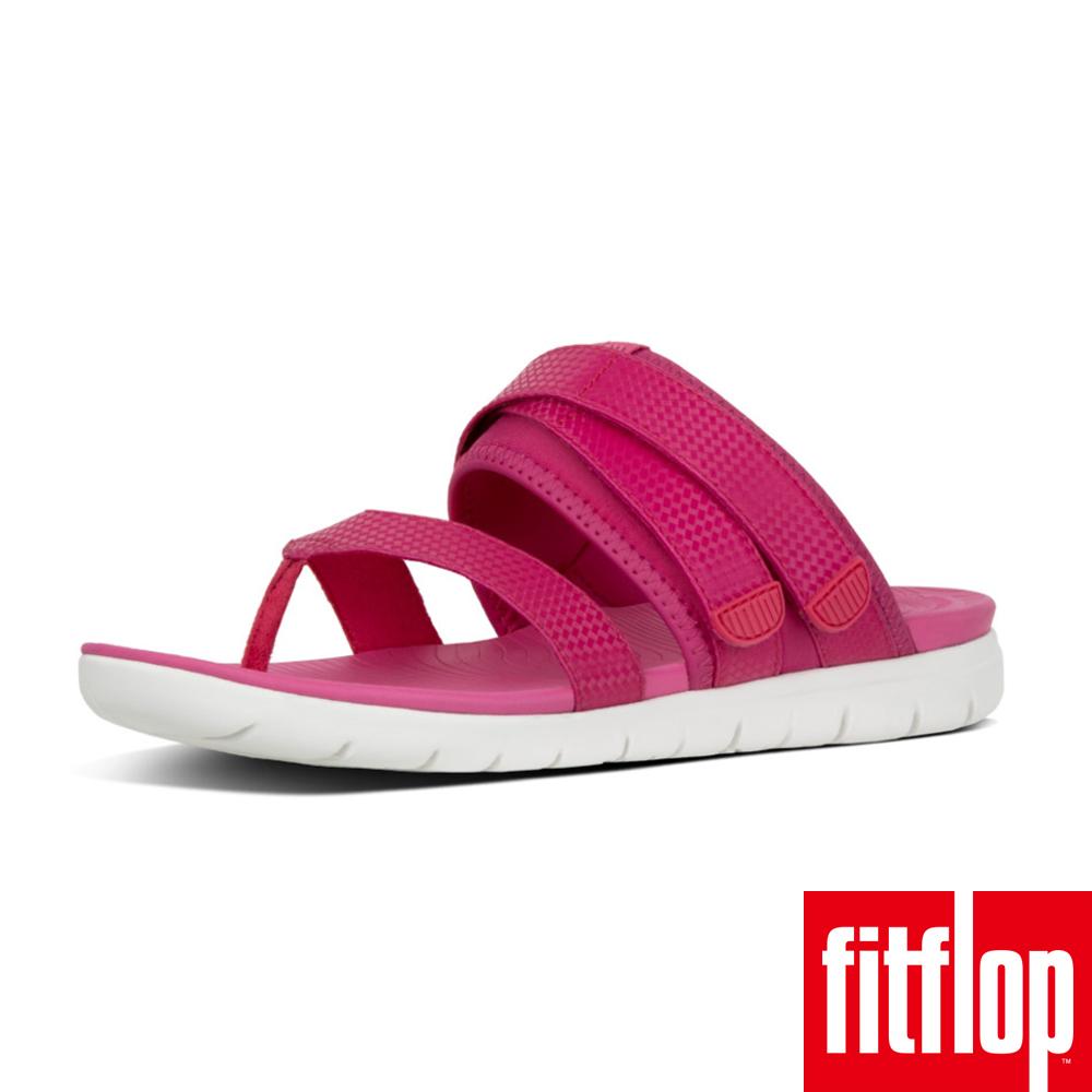 FitFlop NEOFLEX TOE-THONG SANDAL-紫櫻紅
