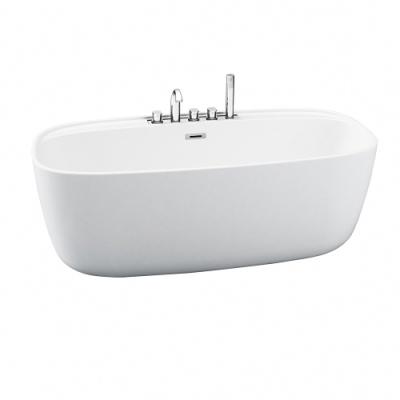 【I-Bath Tub】精品獨立浴缸-古典系列 152公分 YBM-6665A