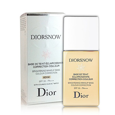 Dior迪奧 雪晶靈潤色隔離妝前乳 30ml #裸膚色