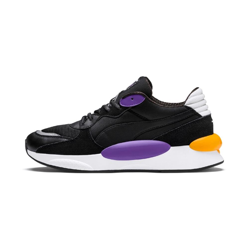 PUMA-RS 9.8 GRAVITY 男性復古慢跑運動鞋-黑色