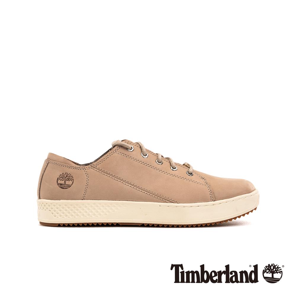 Timberland 男款淺褐色磨砂革休閒鞋 A1Z4V
