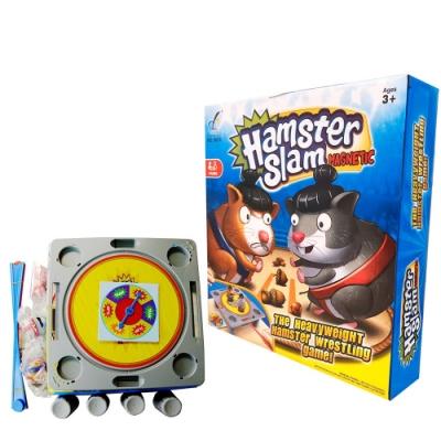 磁力相撲鼠親子趣味桌遊