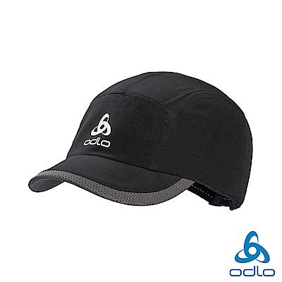 Odlo CERAMICOOL 透氣 抗UV 棒球帽 黑
