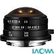 LAOWA 老蛙 4mm F2.8 圓周魚眼鏡頭 (公司貨) 手動鏡頭