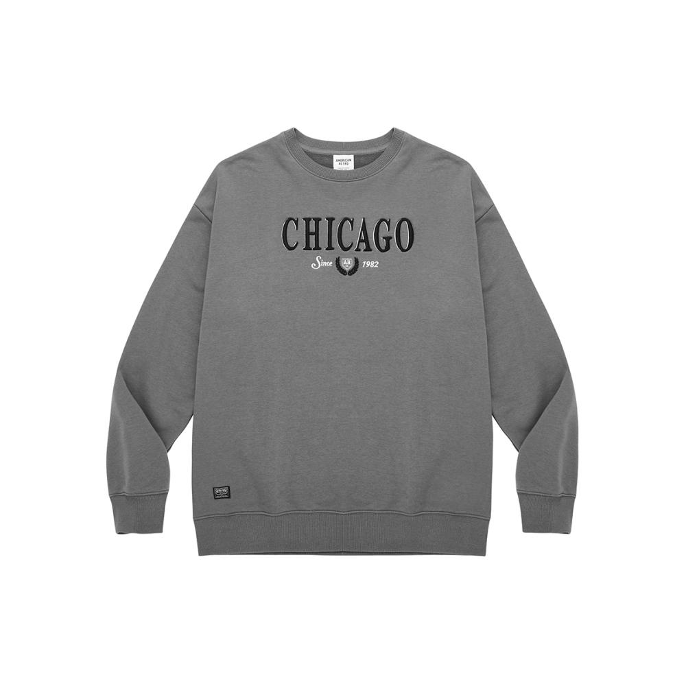 CACO-芝加哥電繡大學T(二色)-男【A1AR039】
