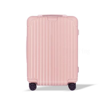 Rimowa Essential Cabin 21吋 登機箱(沙漠玫瑰粉) 限量色