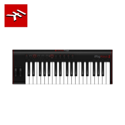IK Multimedia iRig Keys 2 37鍵midi控制鍵盤
