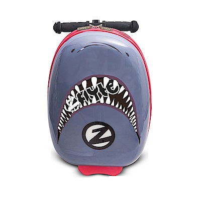 【Zinc Flyte 多功能滑板車】--鯊魚戰士