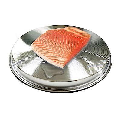 派樂 花崗岩紋合金不沾烤盤/解凍盤(26cm)盤深2公分加厚款