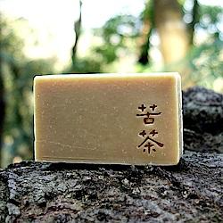 文山手作皂-苦茶洗頭皂_洗髮皂