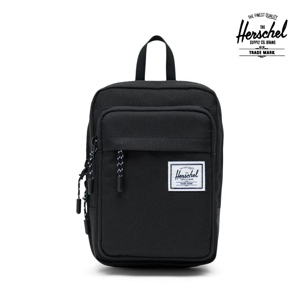 【Herschel】Form Large 斜背包-黑色