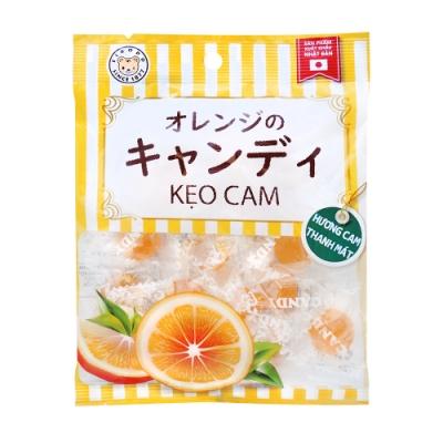 榮光堂 香橙味糖果60g