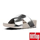 FitFlop LULU CROSS-銀色