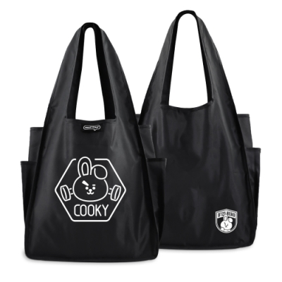 murmur A4購物袋│BT21 Wappen COOKY