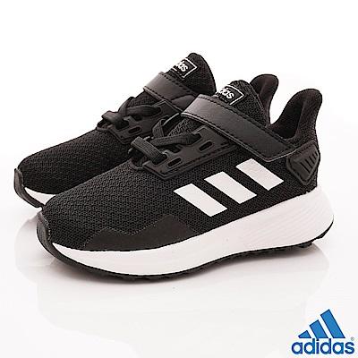 adidas童鞋 Duramo 9運動鞋 ZE824黑(小童段)